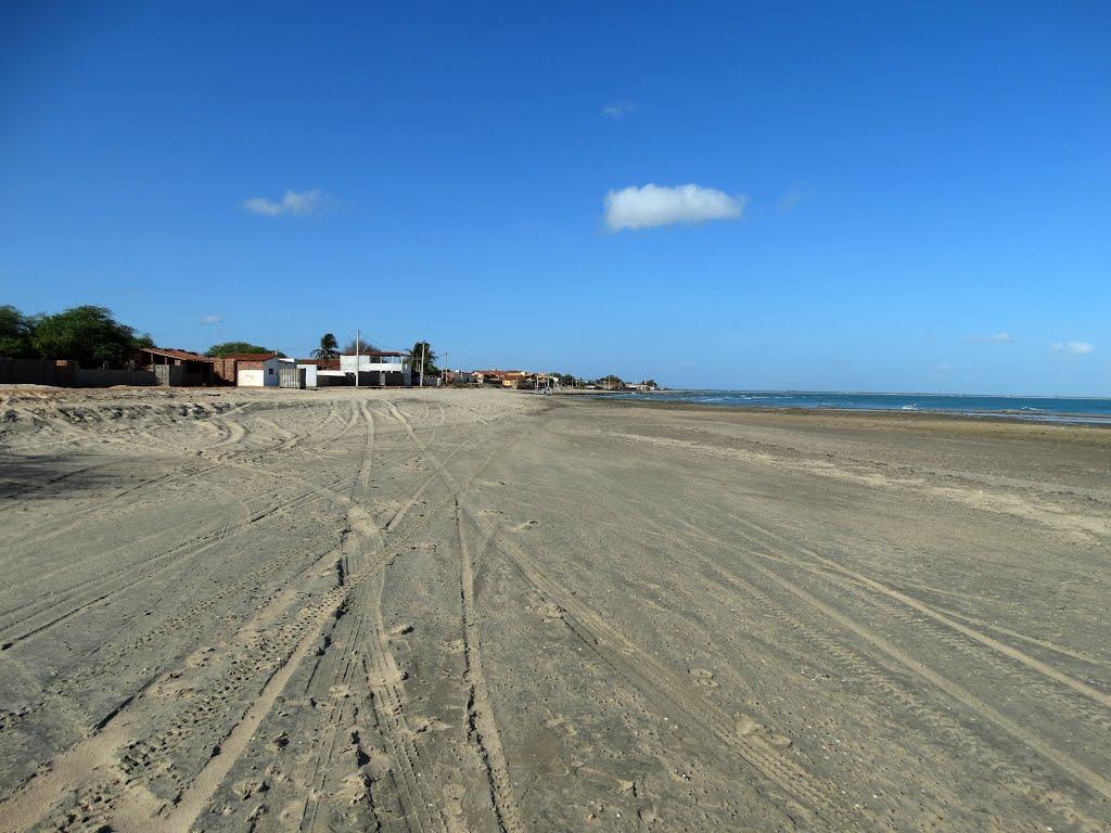 Evento movimentará a praia de Upanema durante dois dias (Foto: Wagner Pereira)