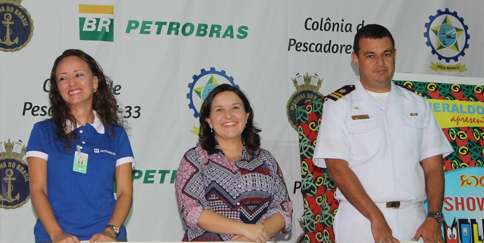 Lidiane Garcia na solenidade de abertura do evento (Foto: Jailton Rodrigues)