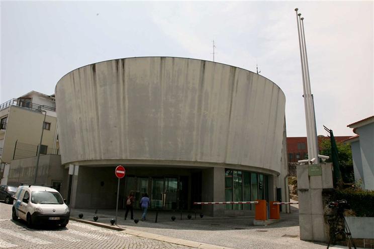 Sede da Polícia Judiciária, na cidade do Porto (Foto: Global Imagens)
