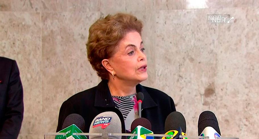 Dilma renunciaria ainda nesta semana, segundo o jornal (Foto: Reprodução)