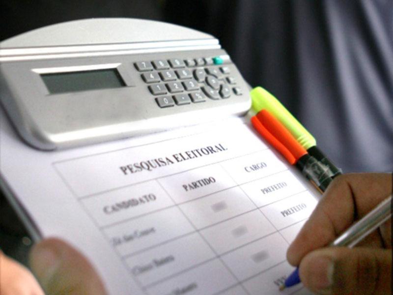 A partir de agora só podem ser divulgadas pesquisas eleitorais registradas (Foto:  Reprodução)
