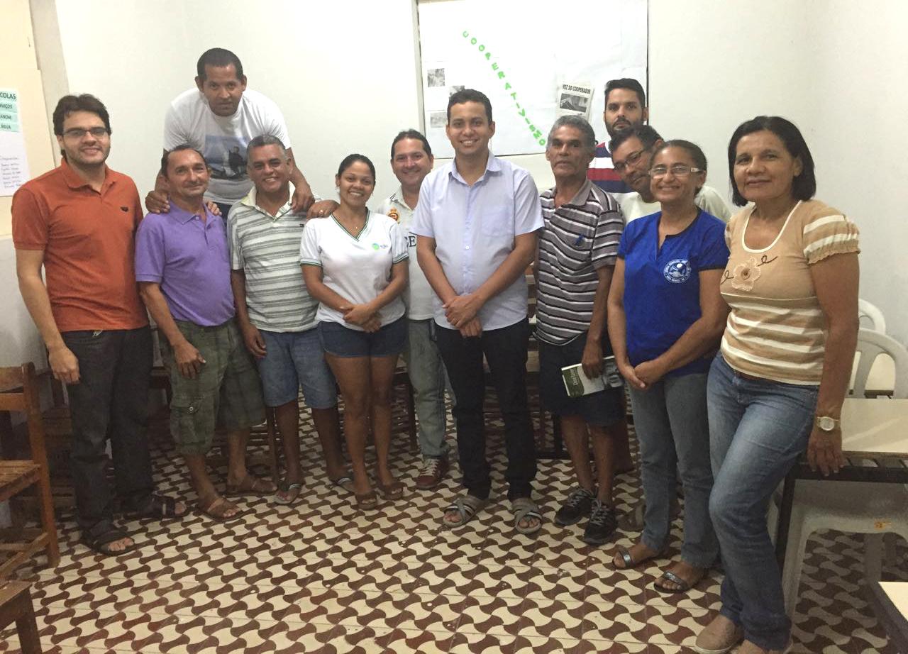 Militantes petistas estão otimistas com a campanha deste ano (Foto: Kethelly Bezerra)
