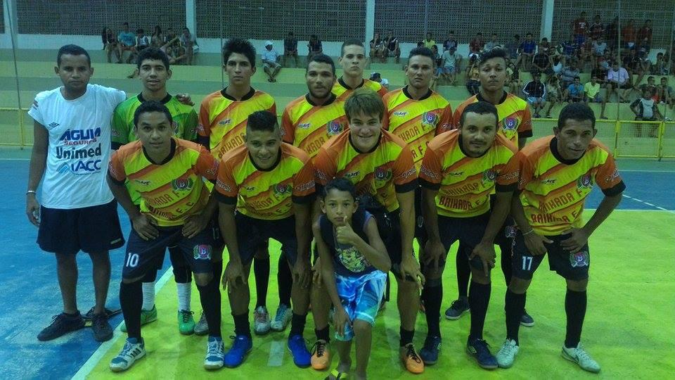 Equipe da Baixada promete garra na disputa pelo título