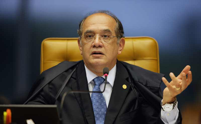Para Gilmar Mendes, Justiça Eleitoral chegará a outubro com muitas pendências (Foto: Reprodução)