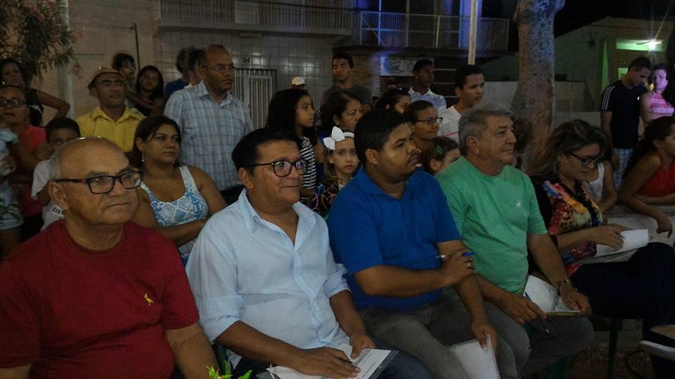 Jurados: Luciano Oliveira, Aldemir Seixas, Ricarte Silva, Francisco Melo e Viviane Araújo