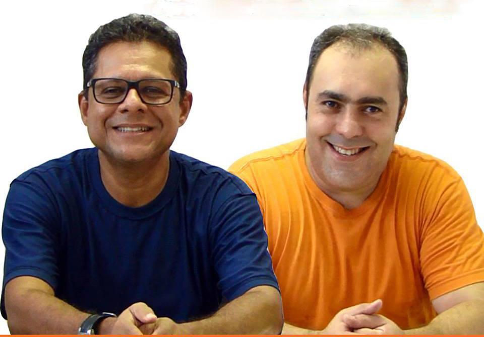 Perboyre Vale e Leopoldo Rebouças terão seus nomes homologados para a disputa majoritária (Foto: Reprodução/Facebook)