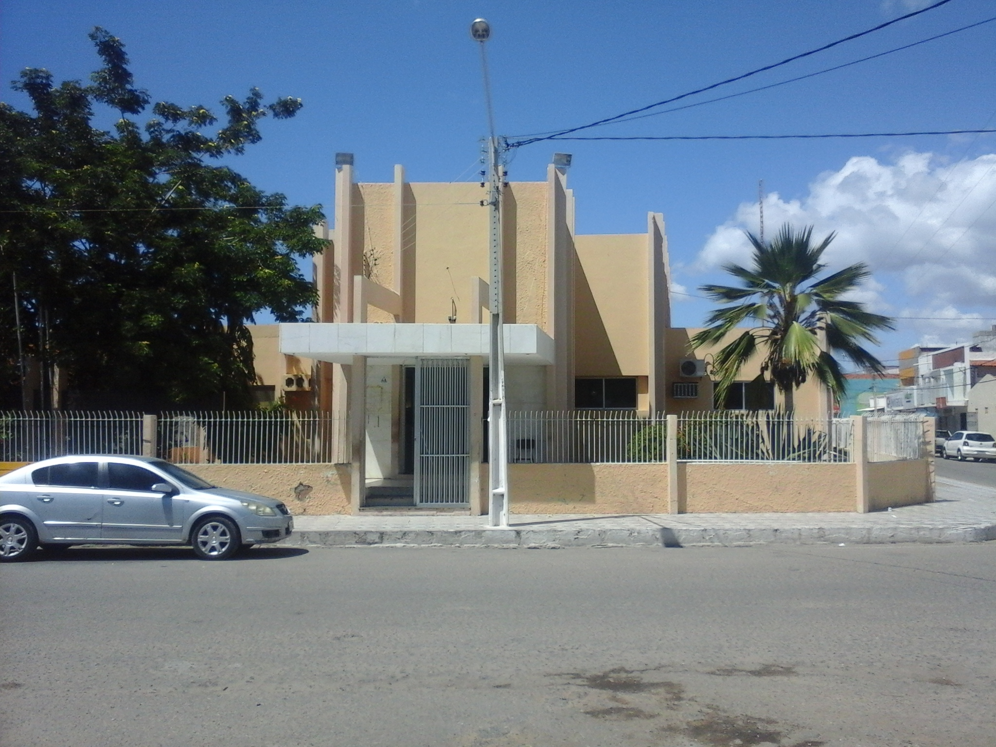 Próximo ocupante do Palacete Municipal será eleito no dia 2 de outubro (Foto: Luciano Oliveira)