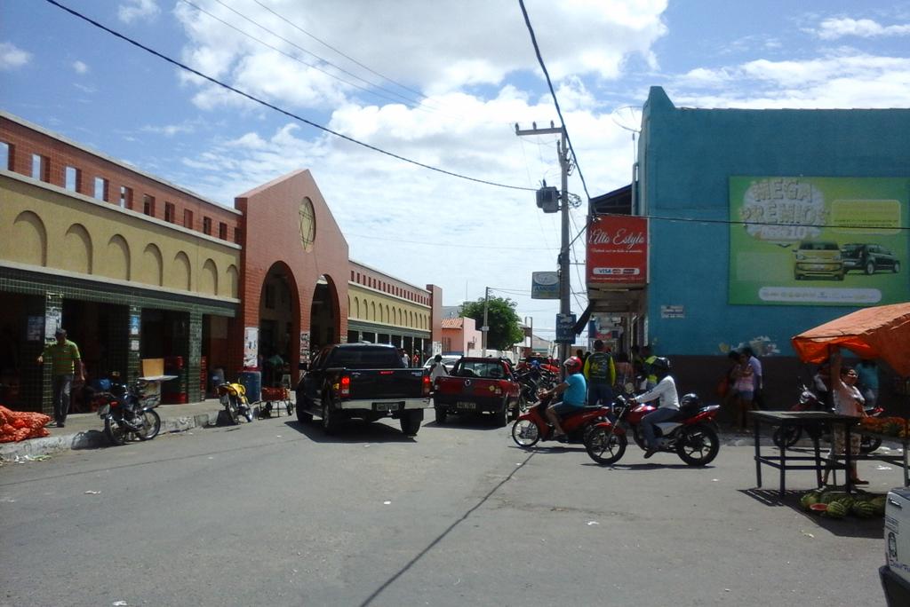 Areia Branca teve período conturbado com troca de prefeito (Foto: Luciano Oliveira)