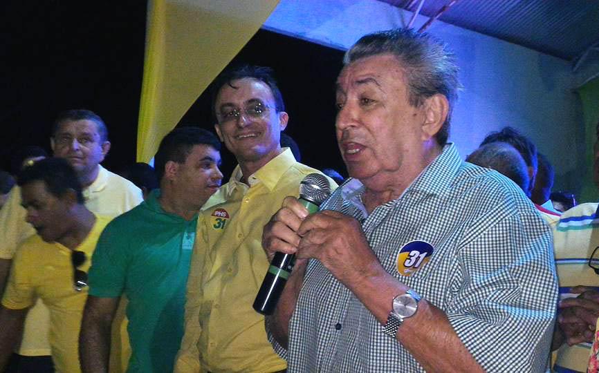 Cleodon Bezerra, um político com muita experiência