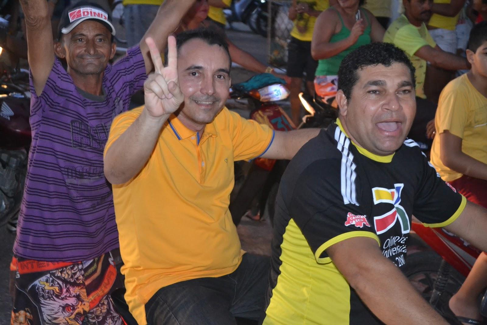 Toninho marcará nova data para movimentação no bairro Nordeste (Foto: Erivan Silva)