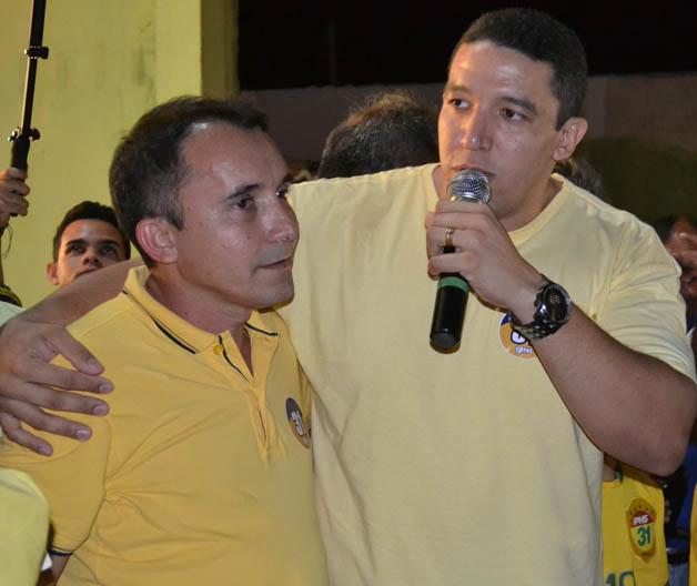 """Vereador """"João de Beguinho"""" reafirmou apoio a Toninho"""