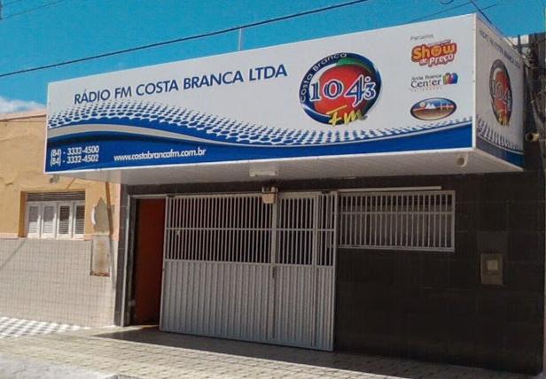 FM 104,3 vai veicular toda a propaganda dos candidatos locais (Foto: Luciano Oliveira)