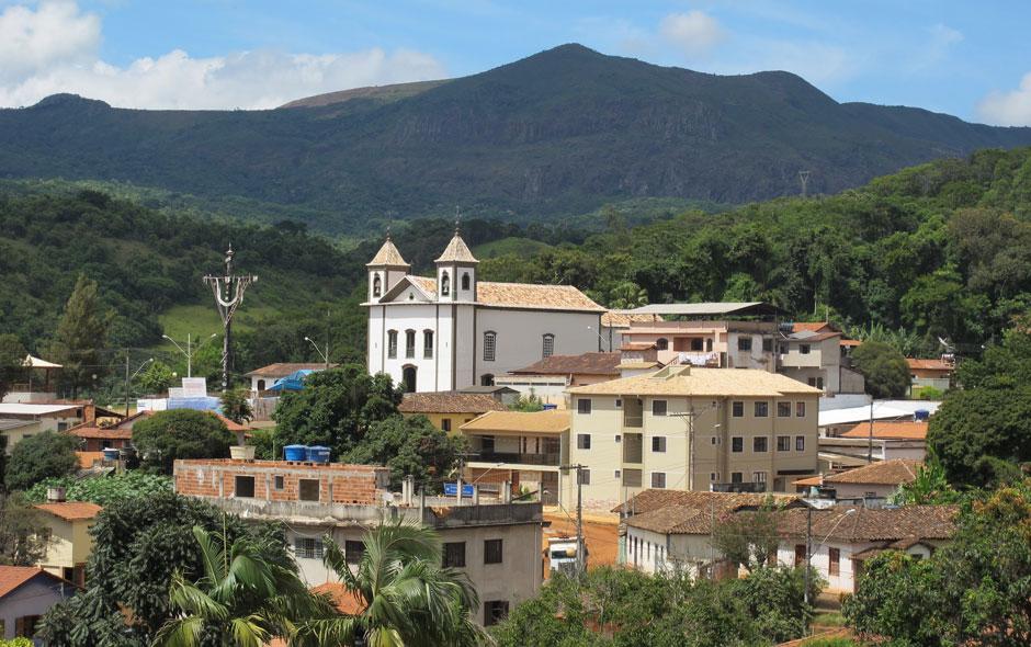 Sorteio foi realizado na cidade de São Gonçalo do Rio Abaixo, em Minas (Foto: Reprodução)