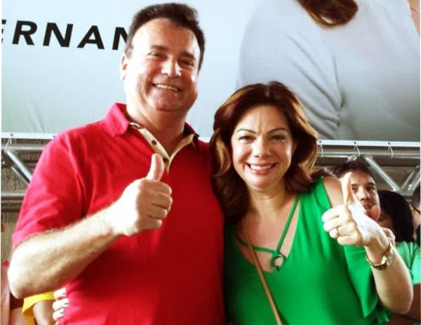 Resultado de imagem para Fernanda Costa e Ivanildinho Ferreira,
