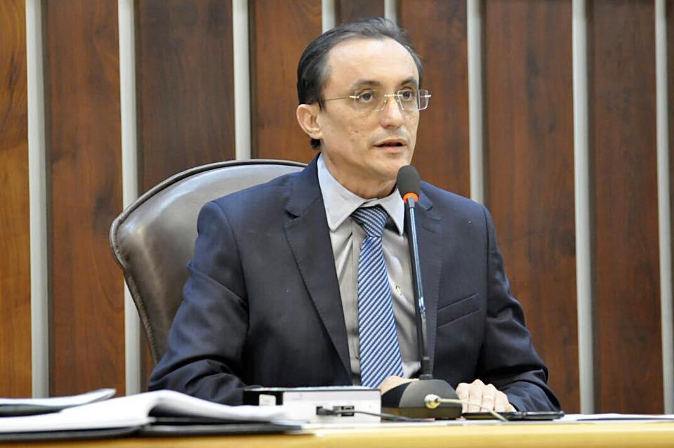 Souza, deputado estadual (Foto: Eduardo Maia/ALRN)
