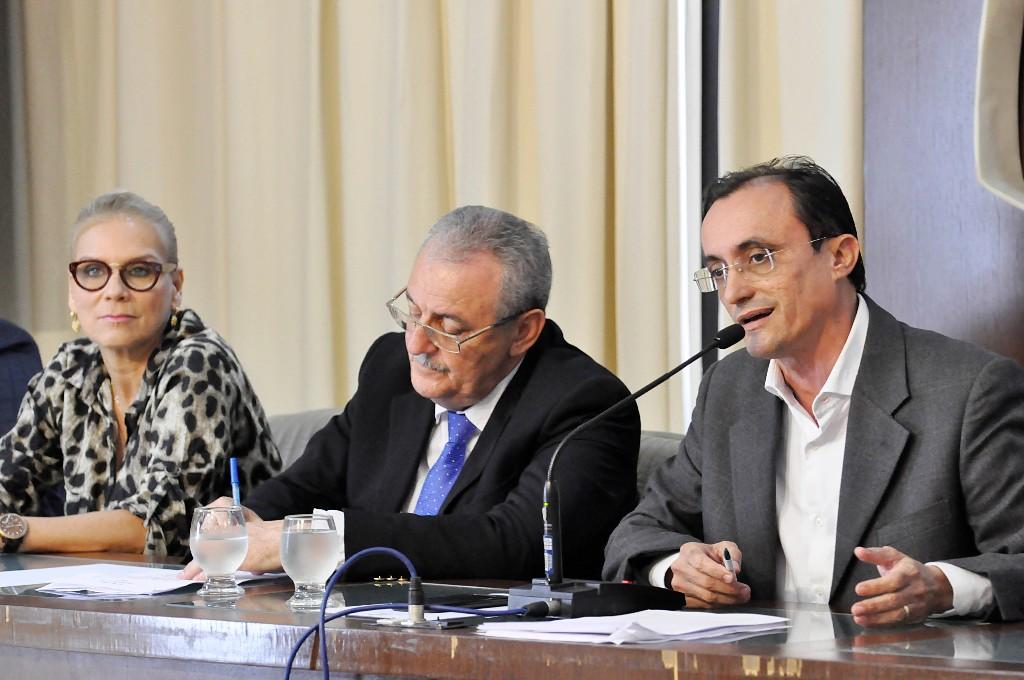 Souza destacou que o mais importante é garantir atendimento digno à população de Mossoró e de toda a região