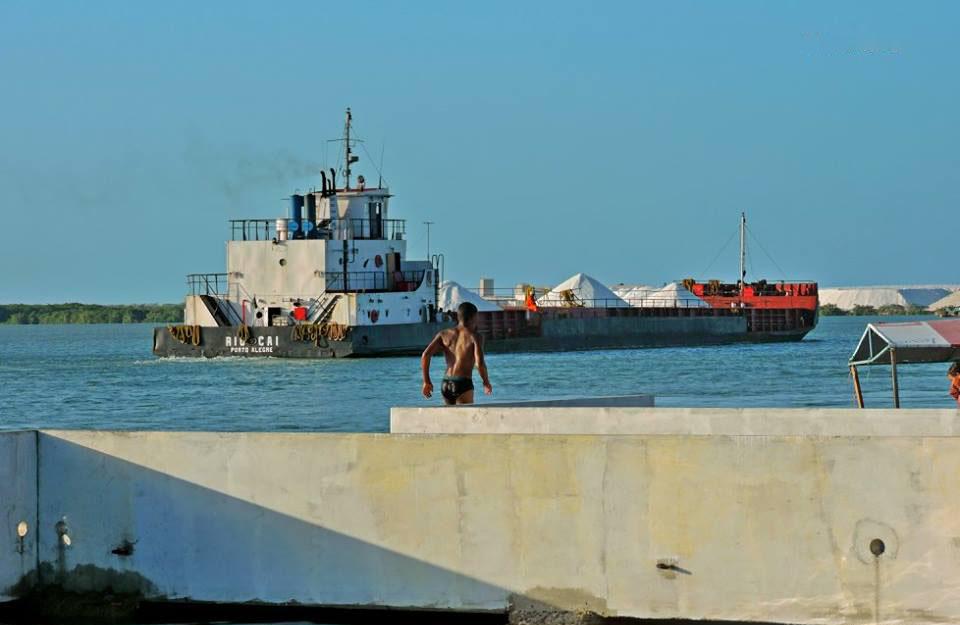Mudanças são decorrentes da classificação da navegação Interior para Mar Aberto (Foto:  Maria Silva)