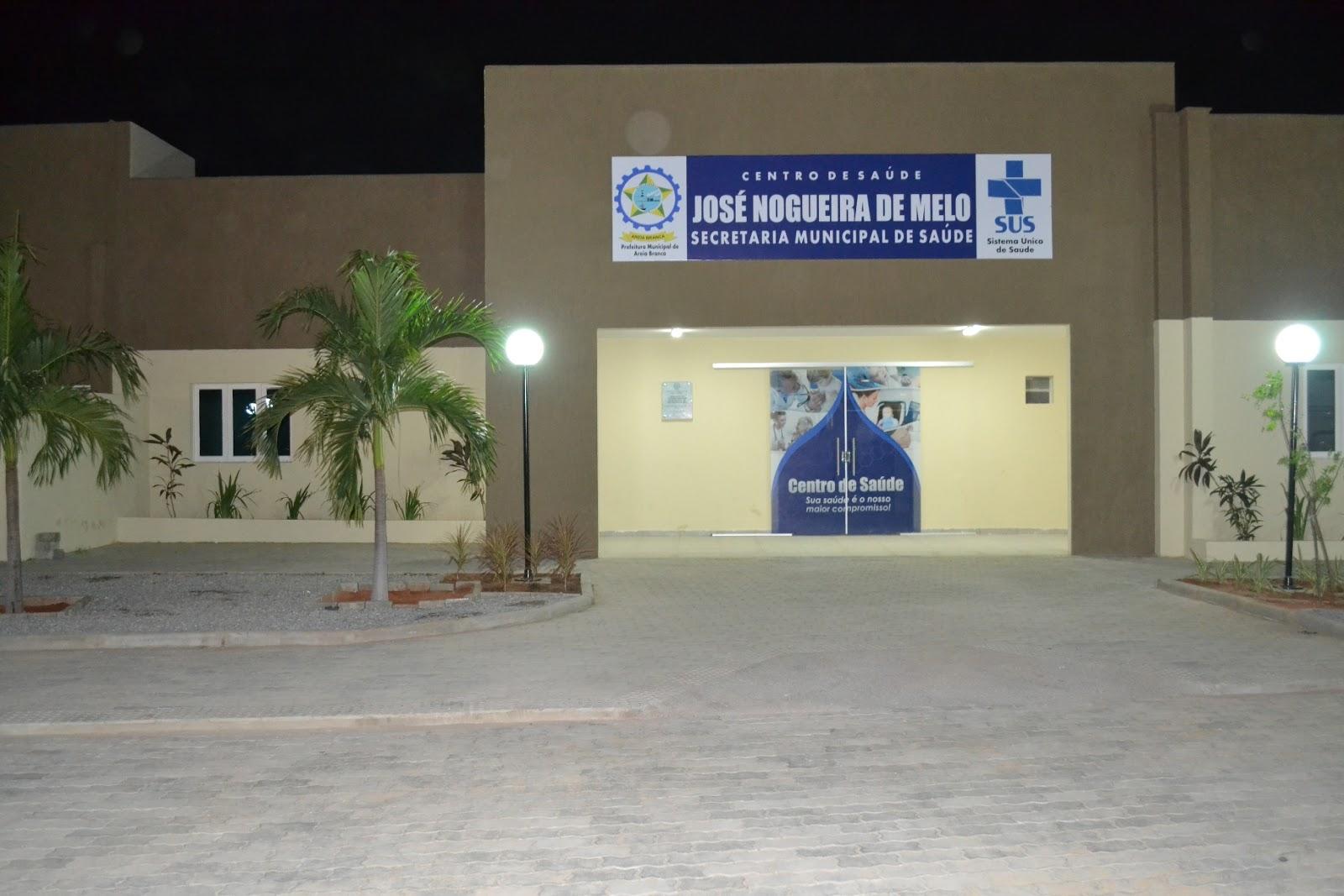 Atividades da semana iniciam hoje, no Centro de Saúde José Nogueira de Melo  (Foto: Reprodução/Erivan Silva)