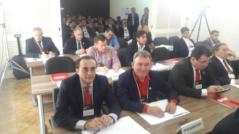 Plenária foi realizada na sede do partido, em Brasília