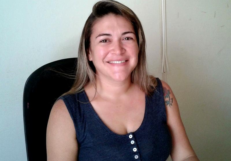 Viviane Araújo, presidente da Fundação de Cultura (Foto: Jailton Rodrigues)