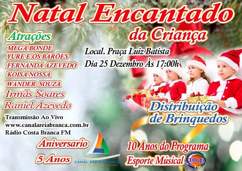 Muitas atrações musicais vão movimentar a tarde festiva