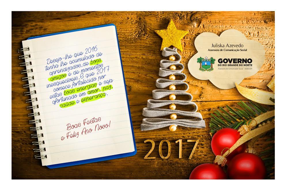 Site Agradece E Retribui As Mensagens De Feliz Natal E Um Próspero
