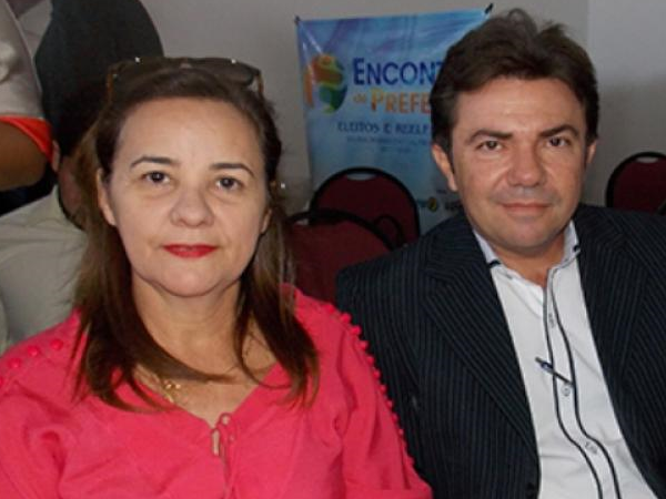 A vice Maria José deve assumir em lugar de Chico Borges que morreu antes da posse (Foto: Reprodução)