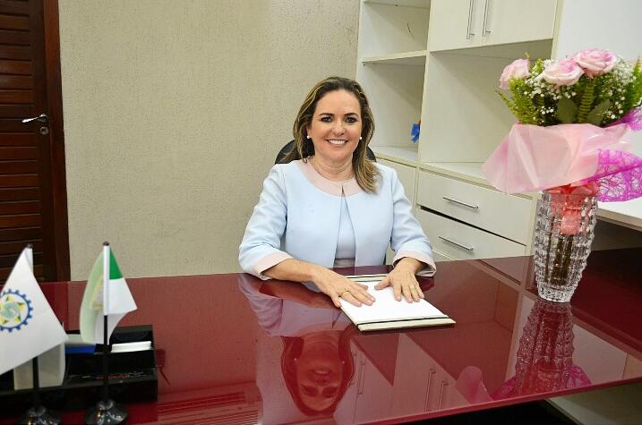Iraneide Rebouças anunciou os primeiros nomes para iniciar a gestão (Foto: Divulgação)