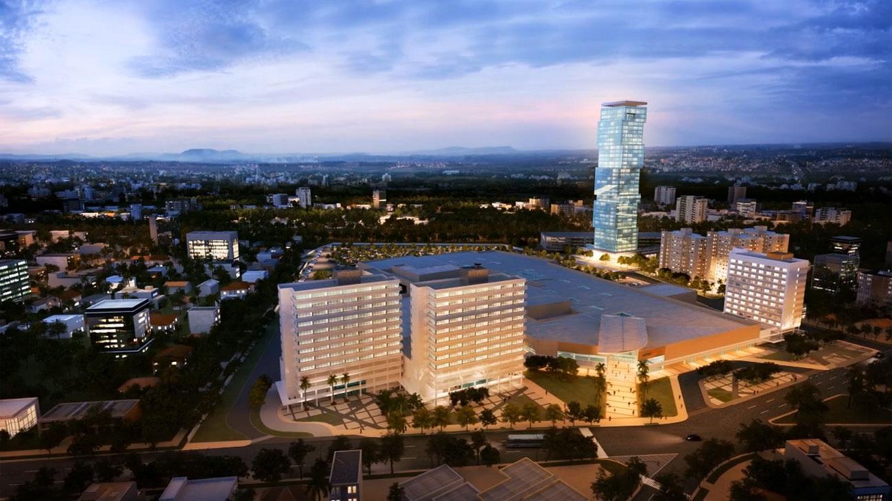 Gravataí, uma das cidades gaúchas onde haverá novas eleições (Foto: Skyscrapercity.com)