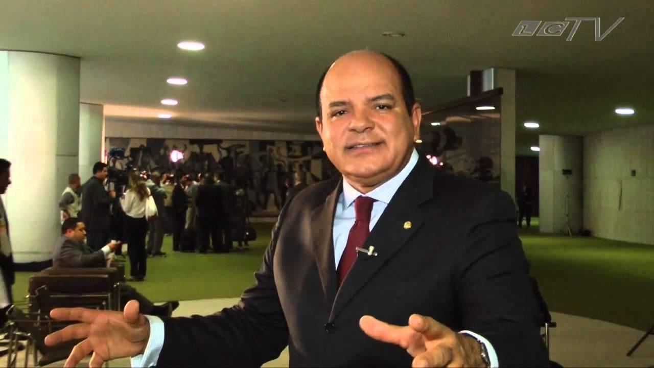 Deputado Francisco Floriano, autor da proposta (Foto: Reprodução)