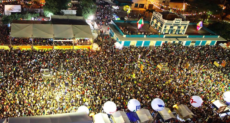 Mossoró Cidade Junina está entre os maiores eventos do gênero no Nordeste (Foto: Reprodução)