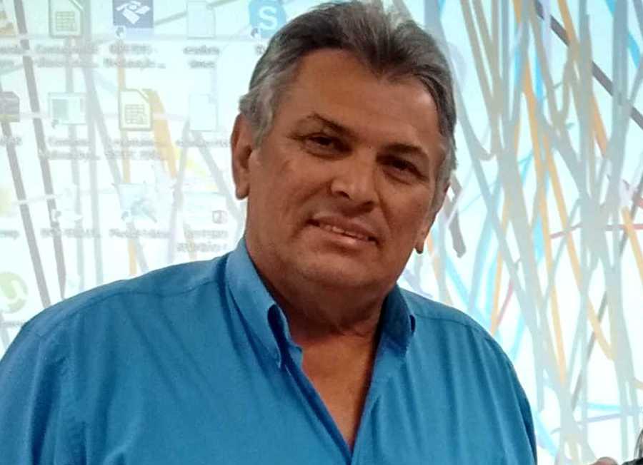 Professor Lacerda lutou muito pela consolidação do polo em Areia Branca (Foto: Reprodução)