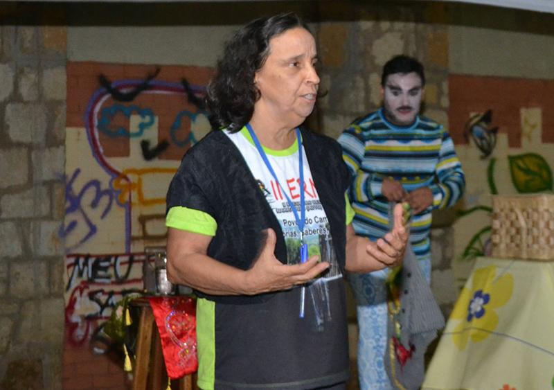 Professora Ana Lúcia Oliveira Aguiar será agraciada com a honraria  (Foto: Reprodução/Agecom/Uern)