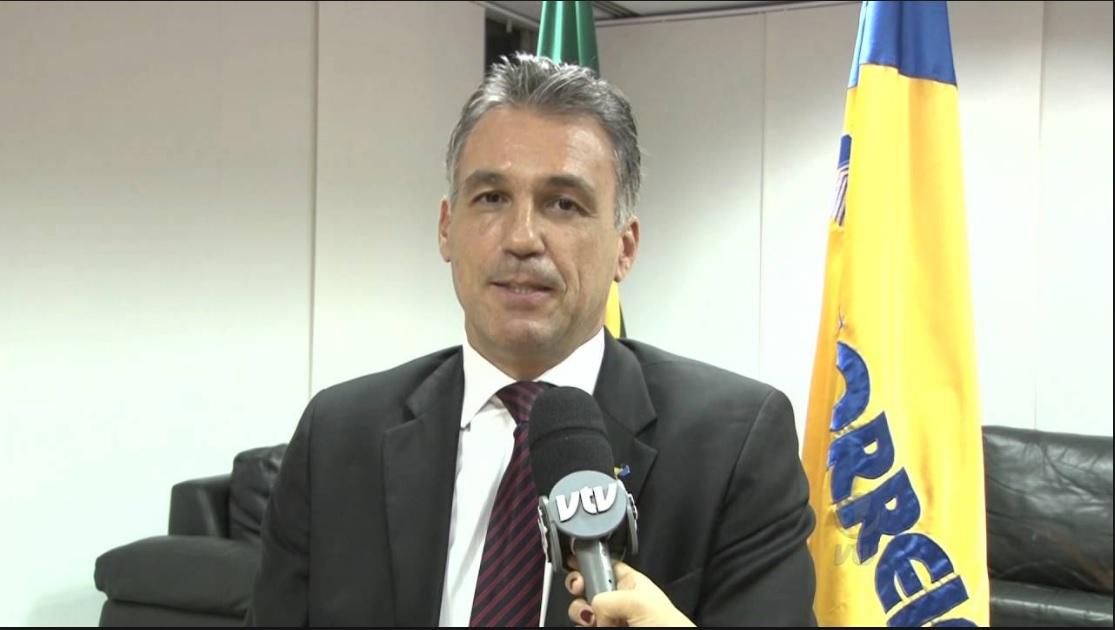 presidente dos Correios, Guilherme Campos (Foto: Reprodução)