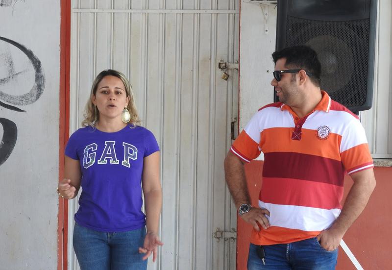 Coordenadora Lívia Alves destacou importância do trabalho realizado
