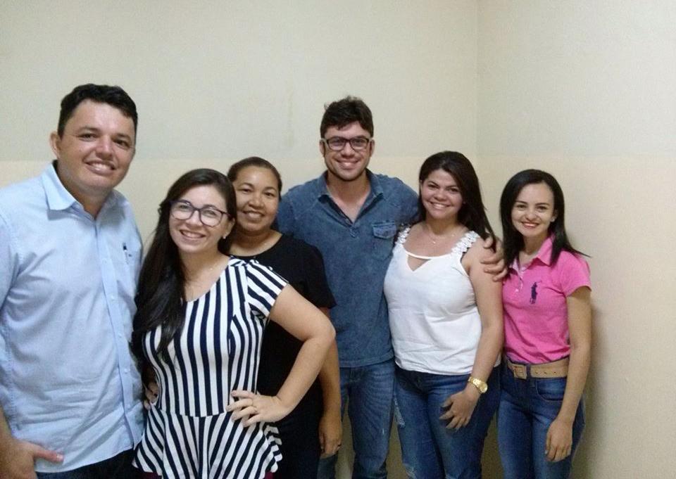 Richarderson Granjeiro coordenou encontro sobre implantação do benefício (Foto: Divulgação)