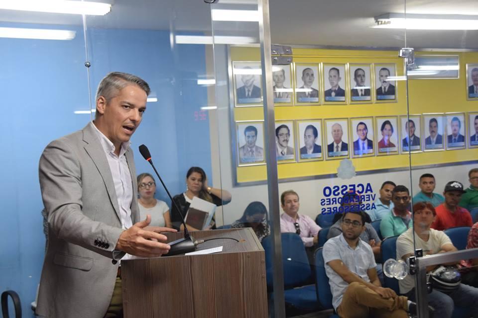 Lahyre Rosado destacou que o desejo do município é a reabertura da empresa