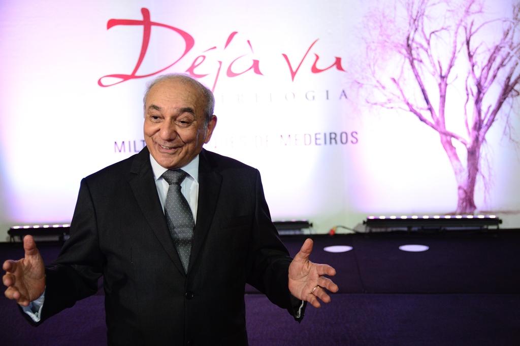 Milton Marques não resistiu a um grave quadro de pneumonia (Foto: Célio Duarte)