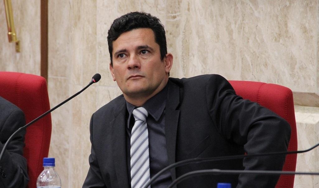 Juiz Sérgio Moro é a novidade nessa pesquisa (Foto: Reprodução)