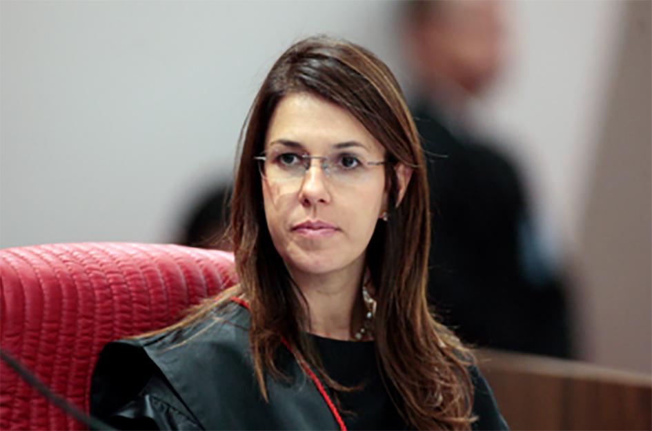 Segundo biênio de Luciana Lóssio como ministra do TSE termina dia 5 de maio (Foto: Reprodução)