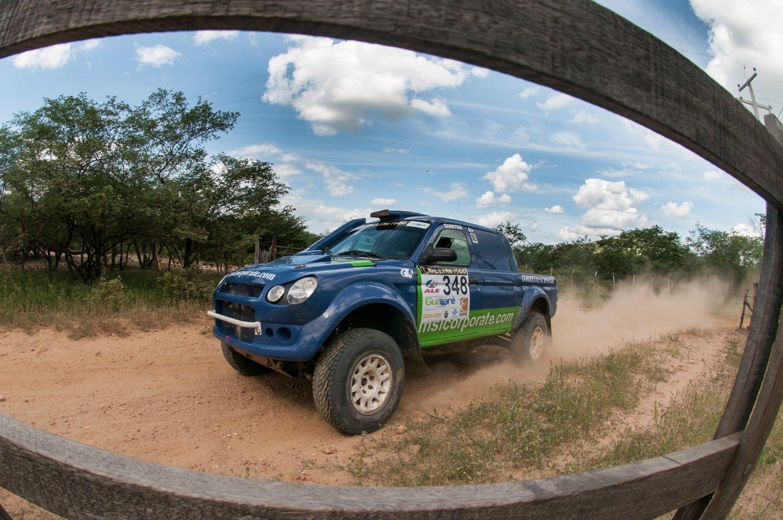 Rally reunirá os melhores pilotos e navegadores da atualidade