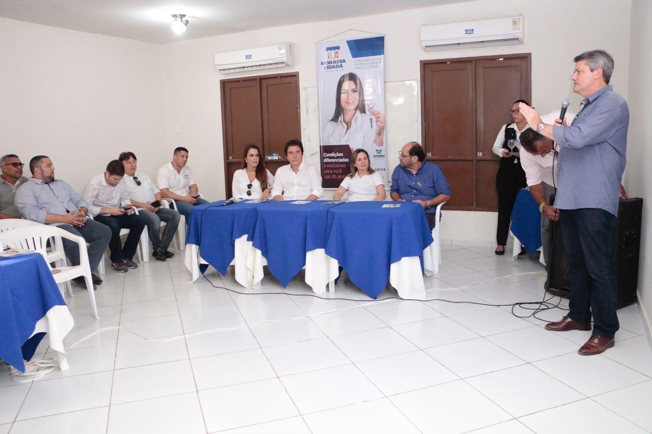 Programa foi apresentado aos gestores da Costa Branca