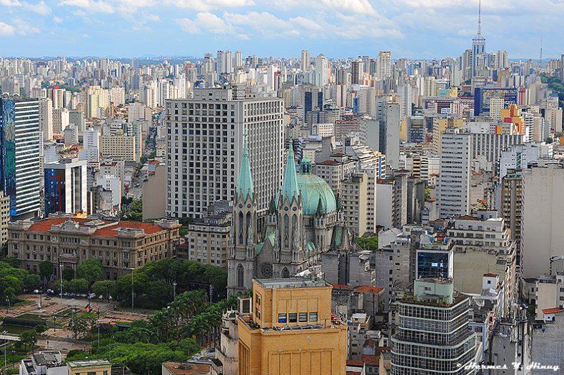 Aposta premiada é da cidade de São Paulo  (Foto: Blast Furnace 2)