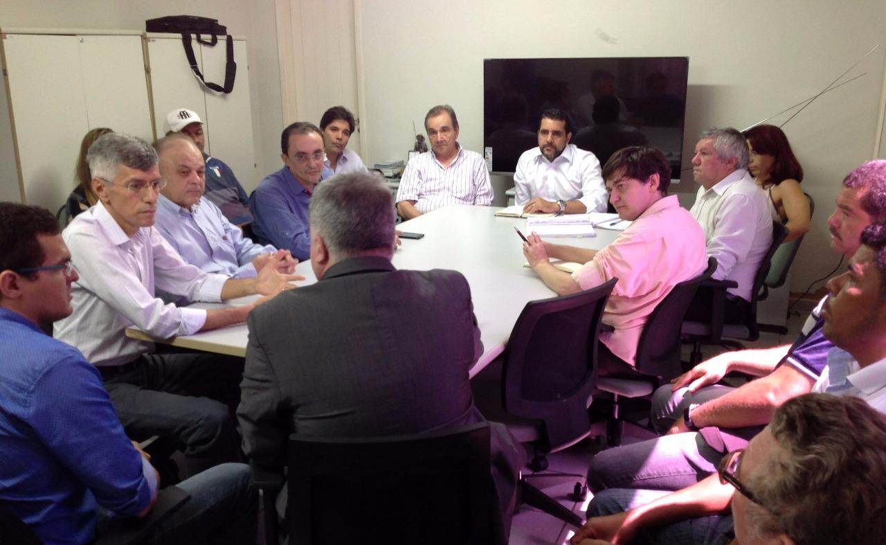 Souza mais uma vez defendeu os interesses dos assentados (Foto: Divulgação)