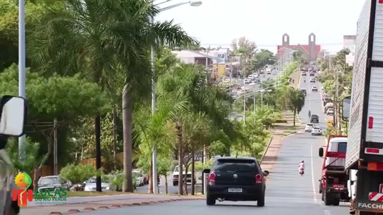 Sorteio foi realizado na cidade de Lucas do Rio Verde, no Mato Grosso (Foto: Reprodução)