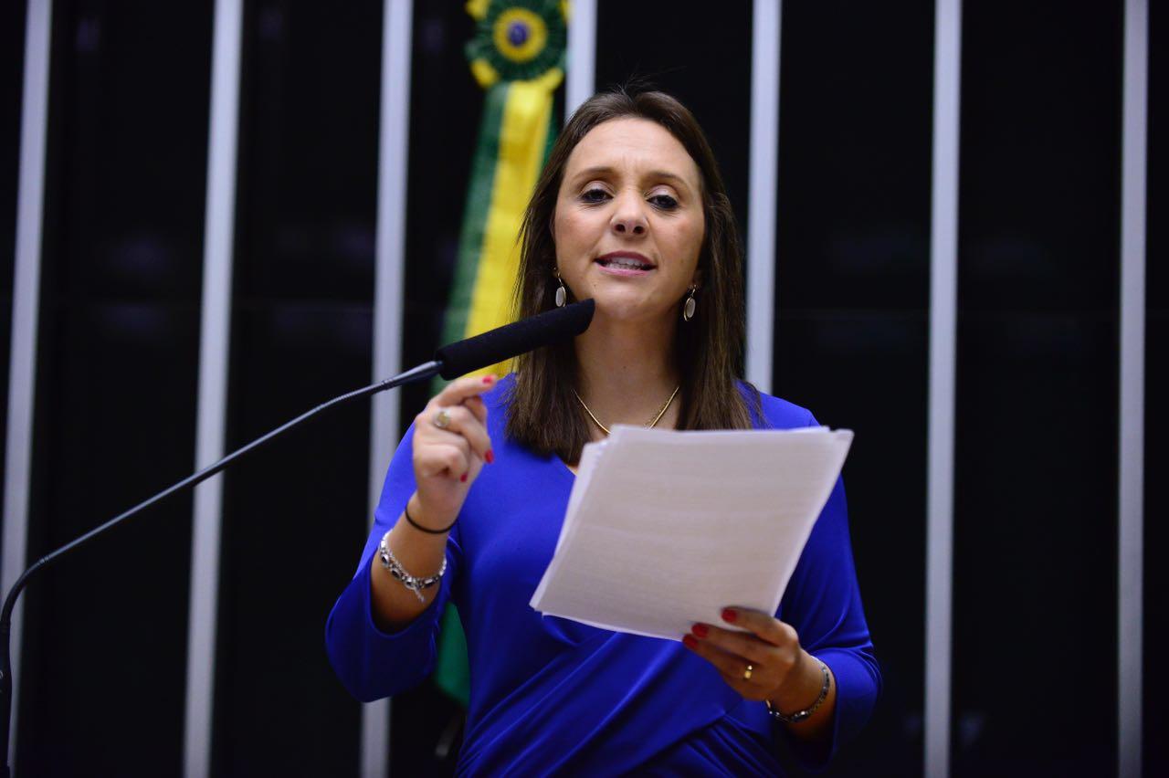 Deputada Renata Abreu presidente o PTN nacional (Foto: Divulgação)