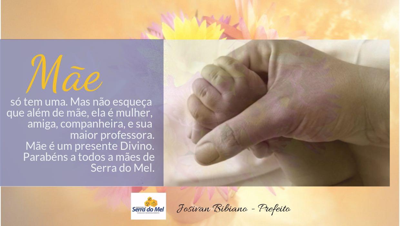 Mensagem das Maes_Serra do Mel