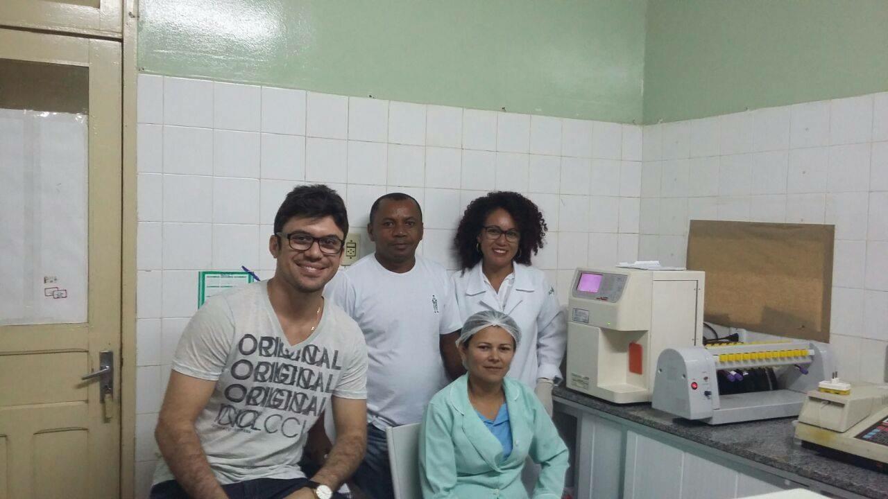 Saúde de Serra do Mel já conta com aparelho de hemograma garantindo serviço gratuito para os usuários