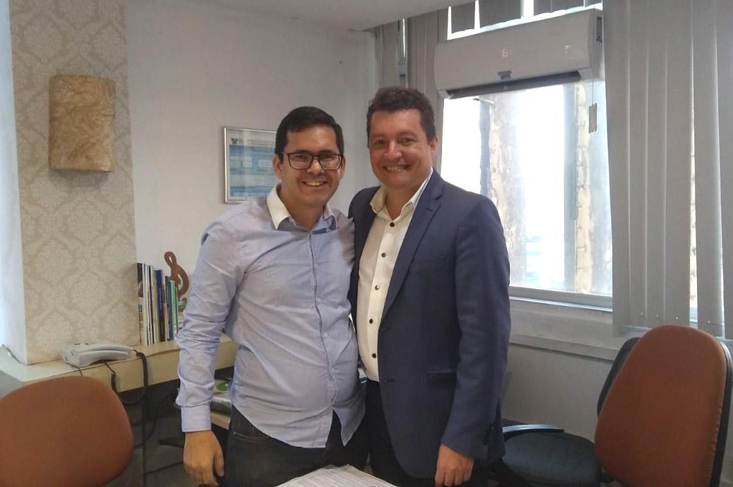 Resultado de imagem para Prefeita de Areia Branca vai firmar parceria com Sesap para oferta de cirurgias eletivas