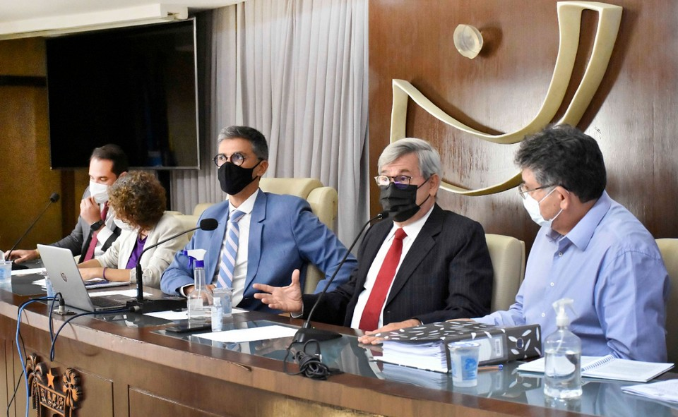 CPI da Arena das Dunas confirma dois primeiros depoimentos – Costa Branca  News